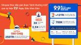 Shopee ghi nhận hơn 12 triệu mặt hàng được bán ra trong 1 giờ đầu tiên tại sự kiện 9.9 Ngày Siêu Mua Sắm