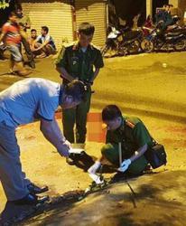 Nhóm chủ nợ vác mã tấu đến nhà đòi tiền rồi chém 'con nợ' nhập viện ở Sài Gòn