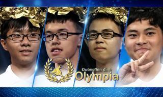 Trần Thế Trung và hành trình đến ngôi vô địch Olympia năm thứ 19