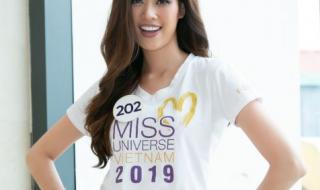 Lộ diện 10 gương mặt tiếp theo lọt top 60 Hoa hậu Hoàn vũ Việt Nam 2019