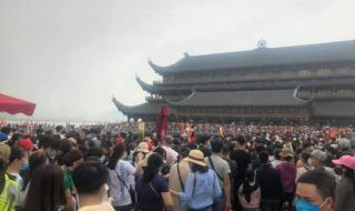 5 vạn người đổ về chùa Tam Chúc: Xử nghiêm vi phạm quy định phòng, chống dịch Covid