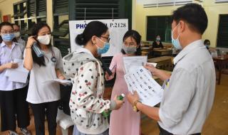 Bộ GD-ĐT công bố lịch thi tốt nghiệp THPT năm 2021