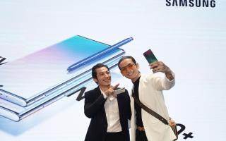 Liên Bỉnh Phát khuấy đảo Samsung 68, tổ chức sinh nhật bất ngờ cho BB Trần