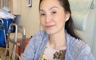 """Nghệ sĩ Hồng Đào nhập viện hậu ly hôn Quang Minh, cả showbiz """"dậy sóng"""""""