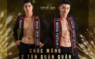 Vừa đoạt Quán quân Mister Việt Nam, Phạm Đình Lĩnh được chọn đi thi Manhunt International