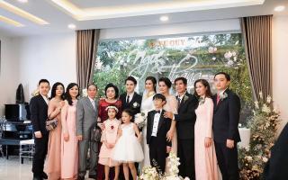 Sau khi về làm dâu nhà đại gia ngành nhựa, Đông Nhi có được lòng em chồng?