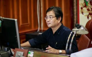 Bảo Thanh rơi nước mắt nhắc lại kỷ niệm khó quên với nguyên GĐ Nhà hát Tuổi trẻ Trương Nhuận