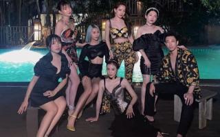 Hội bạn thân Chi Pu 'quẩy' với váy áo sang chảnh mừng sinh nhật nữ ca sĩ