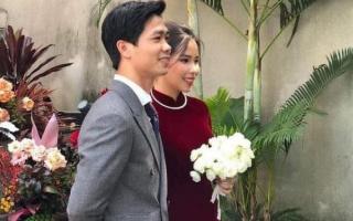Lộ ảnh đầu tiên trong đám cưới bí mật của Công Phượng và ái nữ Giám đốc Ngân hàng Nhà nước chi nhánh TP.HCM