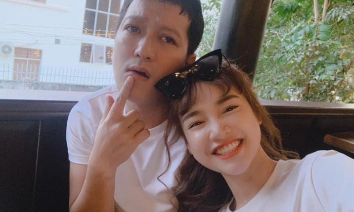 """Trường Giang """"lột xác"""" vìNhã Phương """"mê"""" trai đẹp Hàn Quốc, fan ngưỡng mộ"""