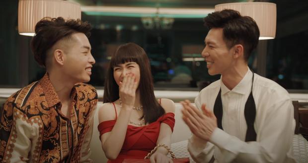 """Erik kể bi kịch tình yêu với hoa hậu nổi tiếng trong MV """"Em không sai chúng ta sai"""""""